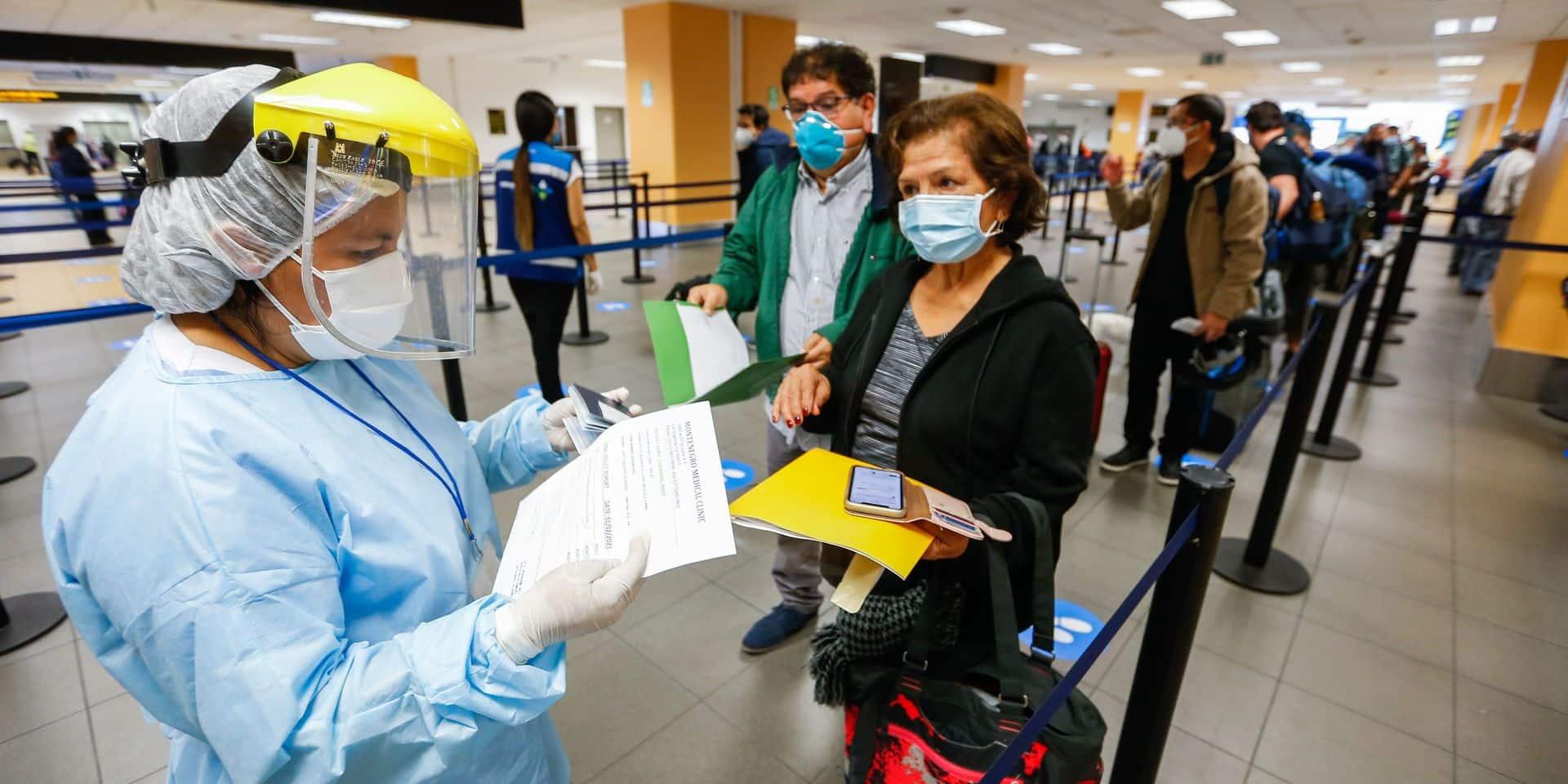 Le vaccin sera-t-il obligatoire? Le point sur les mesures à suivre pour voyager
