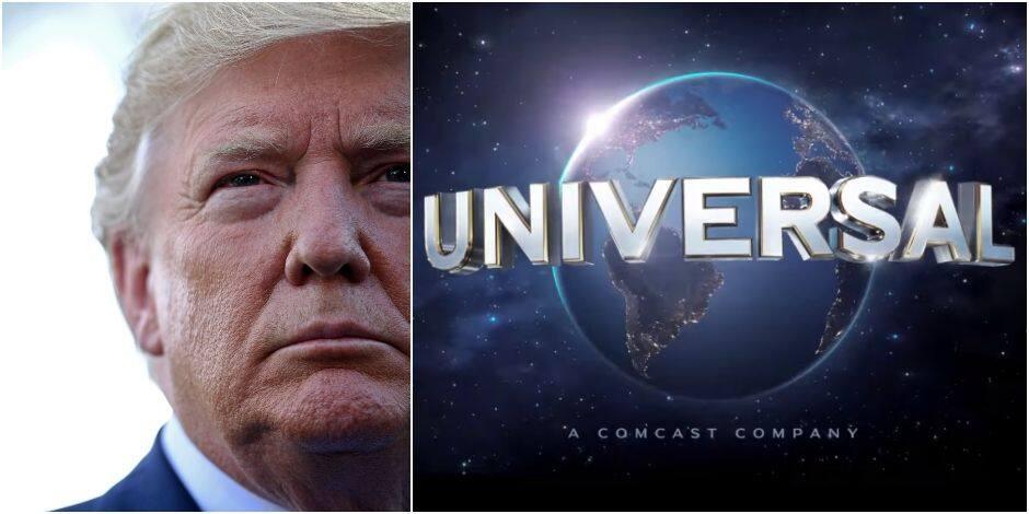 Universal annule la sortie d'un film après une polémique liée à Donald Trump