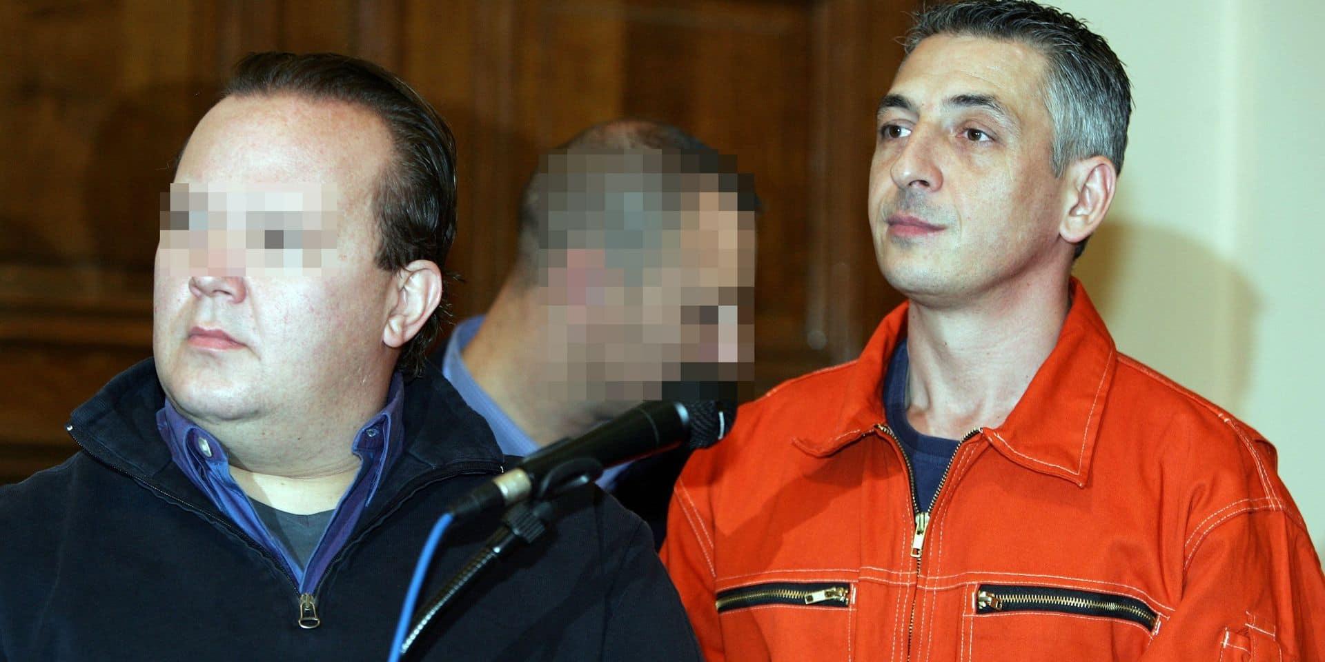 Didier Mortelette écope de 8 ans de prison pour un vol chez son oncle et sa tante