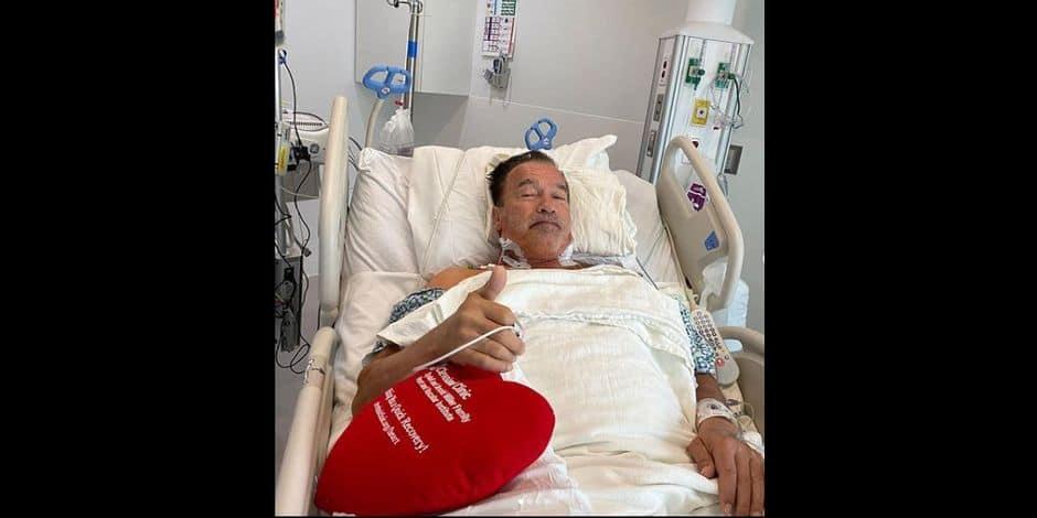 Arnold Schwarzenegger opéré du cœur