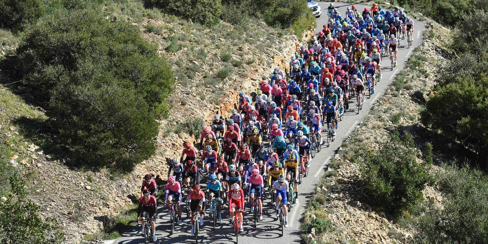 Le départ pour la 107e édition du Tour de France