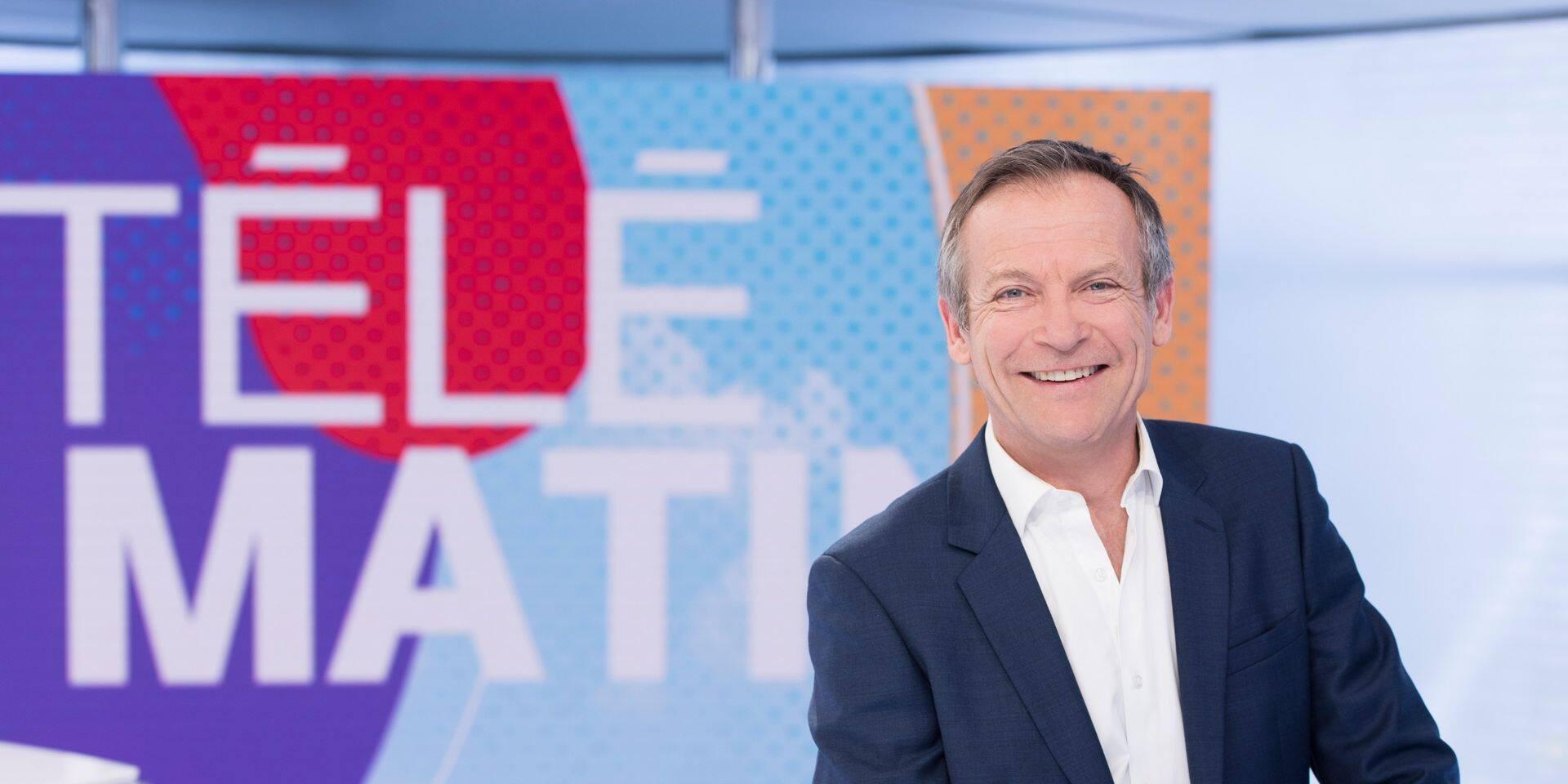 """""""Télématin"""": mauvaise ambiance et départ du présentateur actuel"""