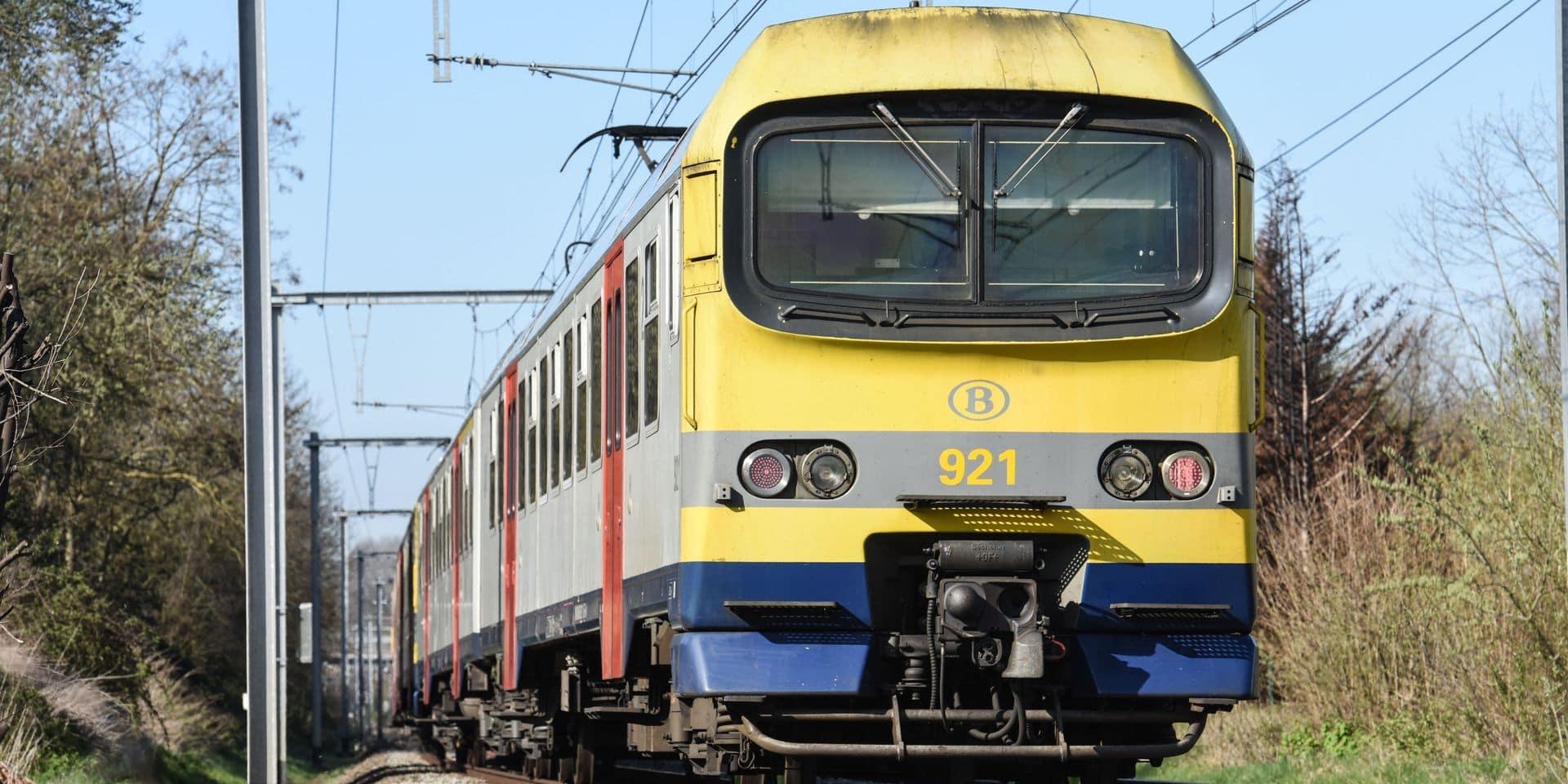 4 trains sur 10 ne sont toujours pas équipés de la climatisation