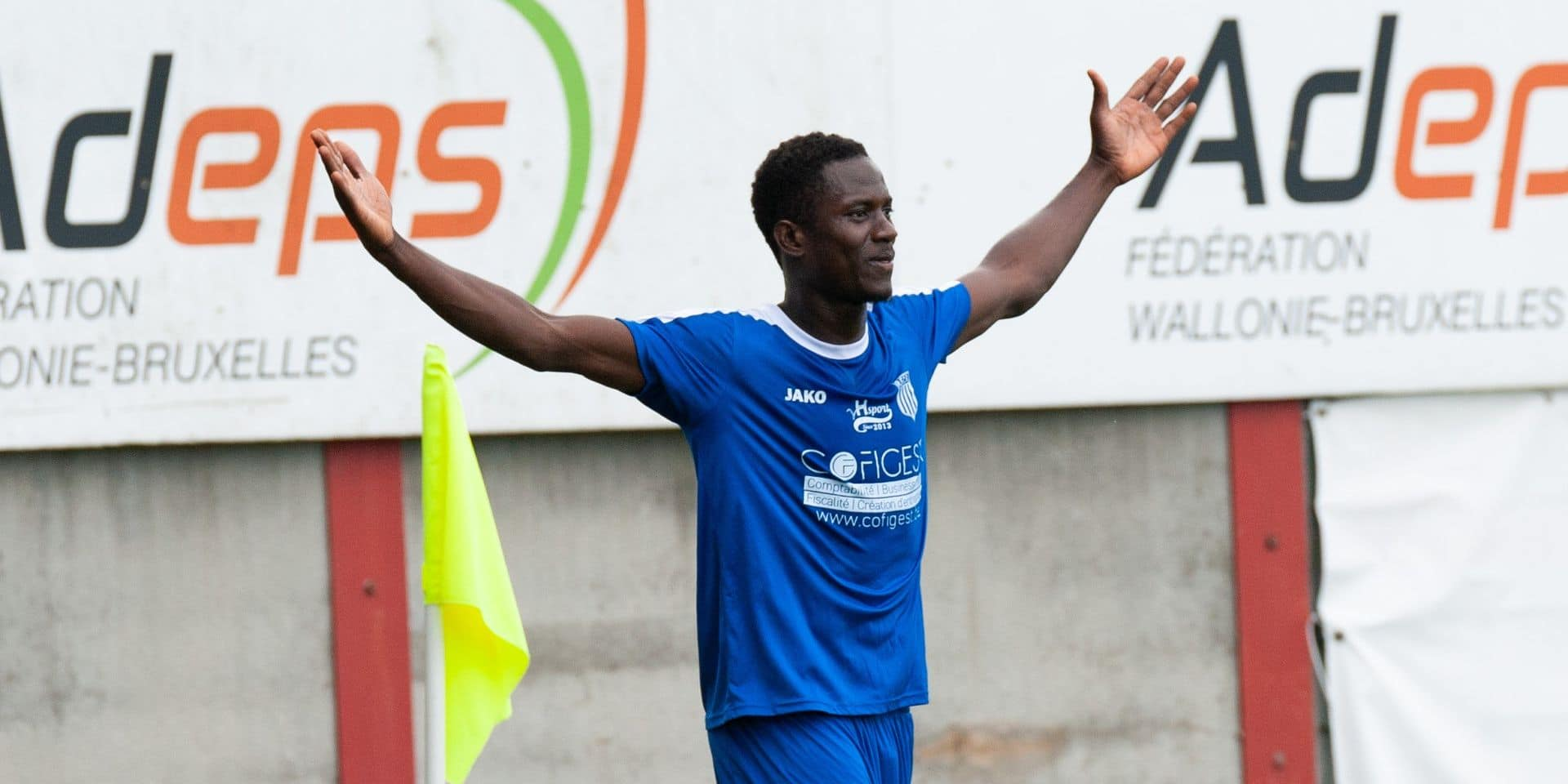 """Oumar Traore (Symphorinois) marque comme il respire : """"Mon secret ? Mes coéquipiers !"""""""