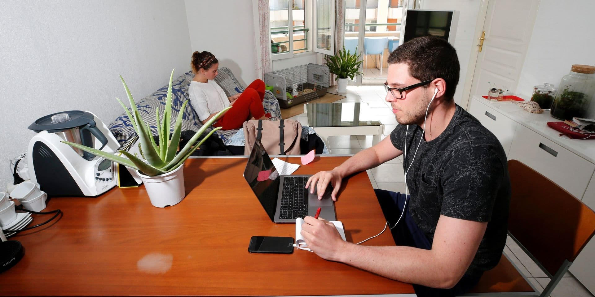 80% des Belges veulent pouvoir télétravailler plusieurs jours par semaine après la crise