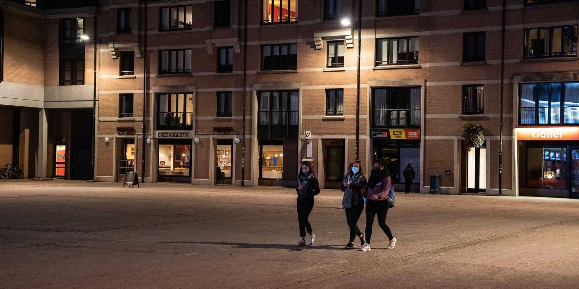 Une fête rassemblant une cinquantaine d'étudiants interrompue à Louvain-la-Neuve