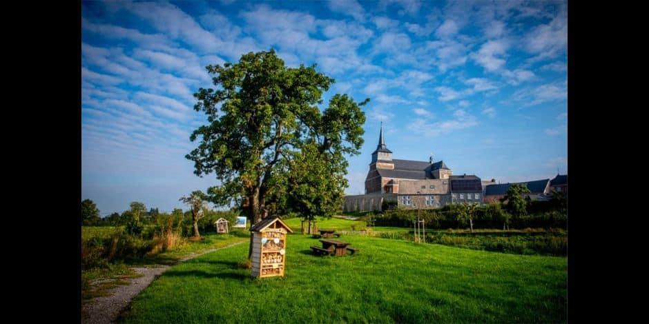 Pré Desonay à Thimister-Clermont : 10 ans de mutation