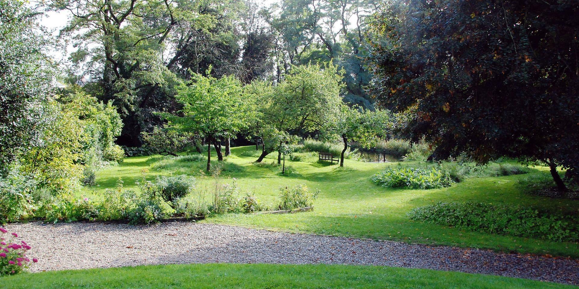 Bruxelles ouvre ses jardins