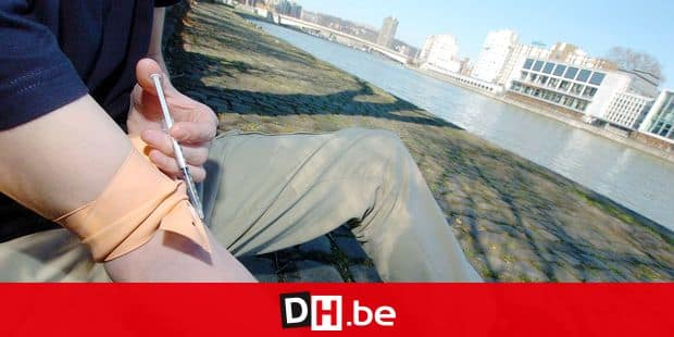 Problème de la drogue à Liège.