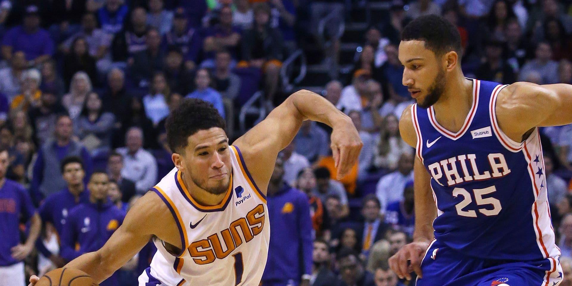 NBA: Première défaite de Philadelphie, Golden State gagne pour la 1re fois au Chase Center