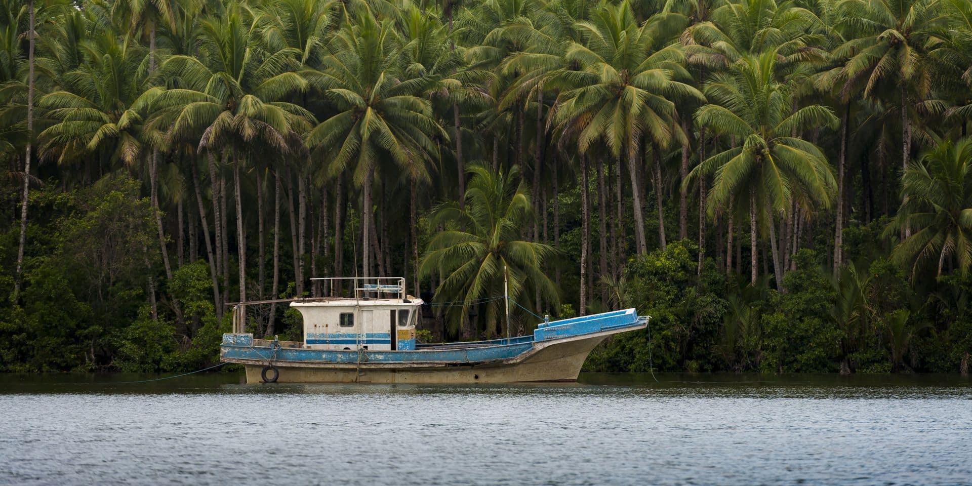 Indonésie: un bateau chavire à cause d'un selfie, au moins sept morts