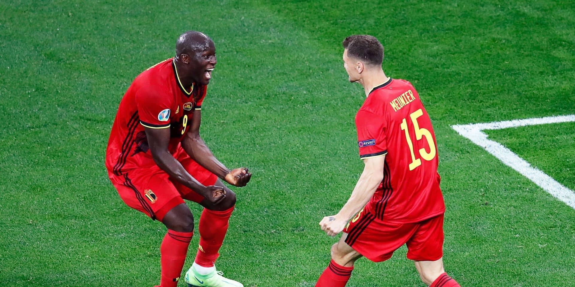 Plus de 3 millions de Belges devant le petit écran pour suivre le match des Diables Rouges contre la Russie