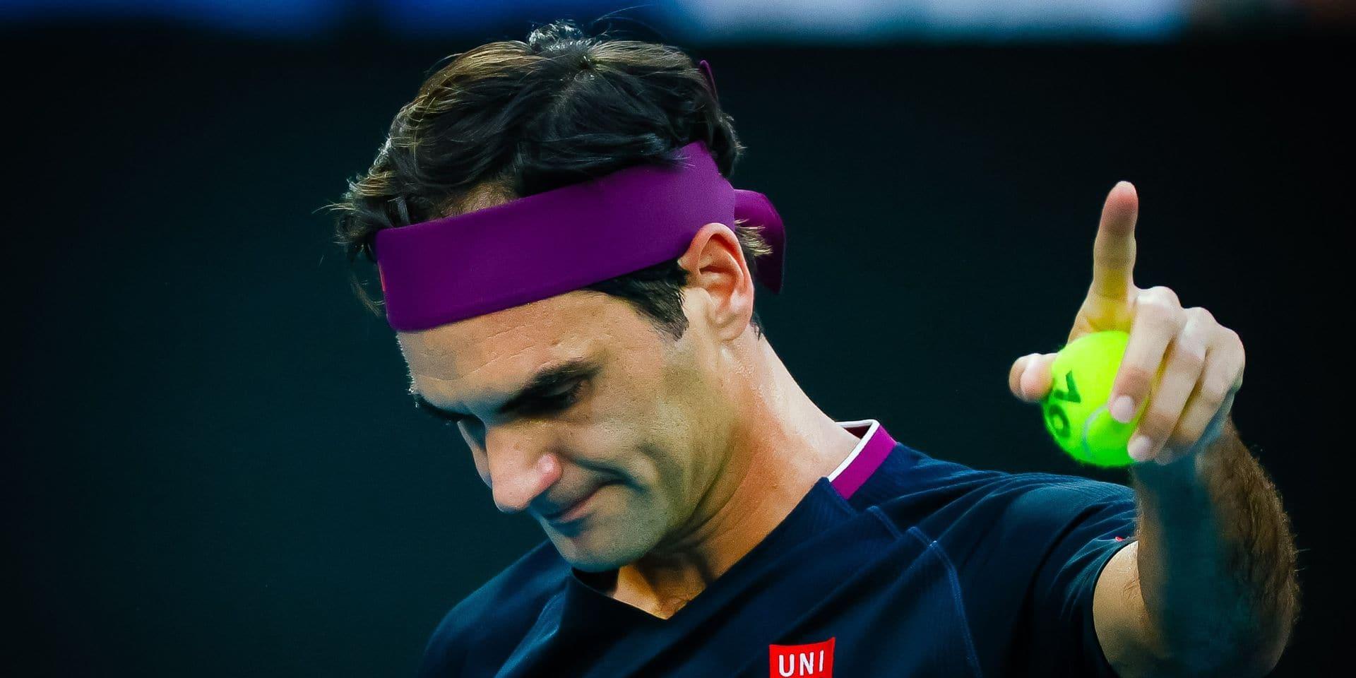 Coronavirus: Roger Federer ne veut pas jouer au tennis dans des stades vides
