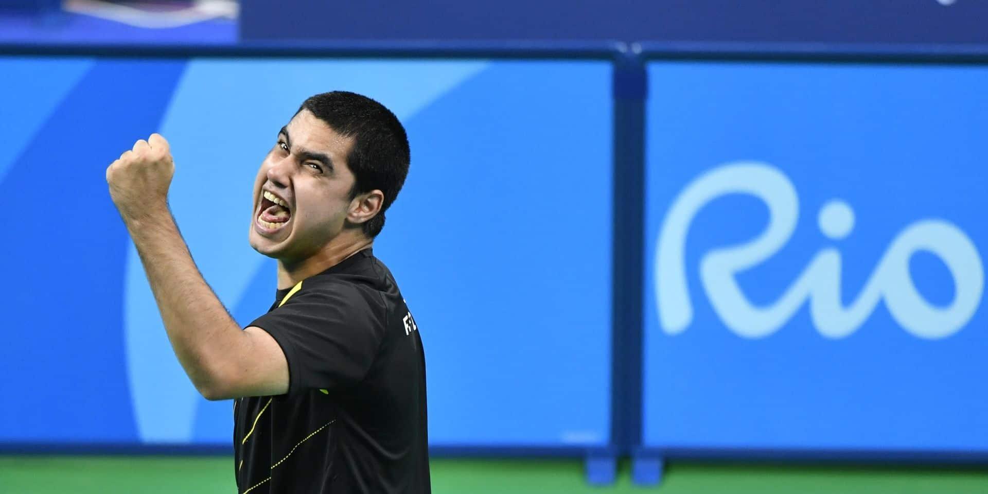 Jeux Paralympiques: les pongistes Florian Van Acker et Laurens Devos sélectionnés pour Tokyo
