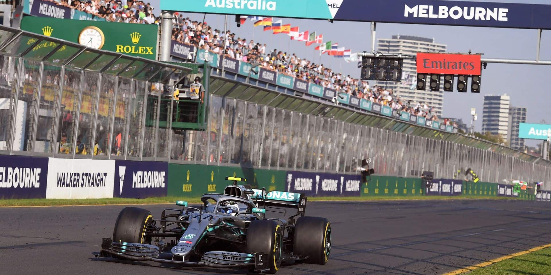 """La FIA réagit: """"L'Australie sera remplacée"""""""