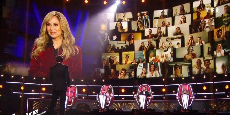 Un public virtuel pour The Voice en Belgique