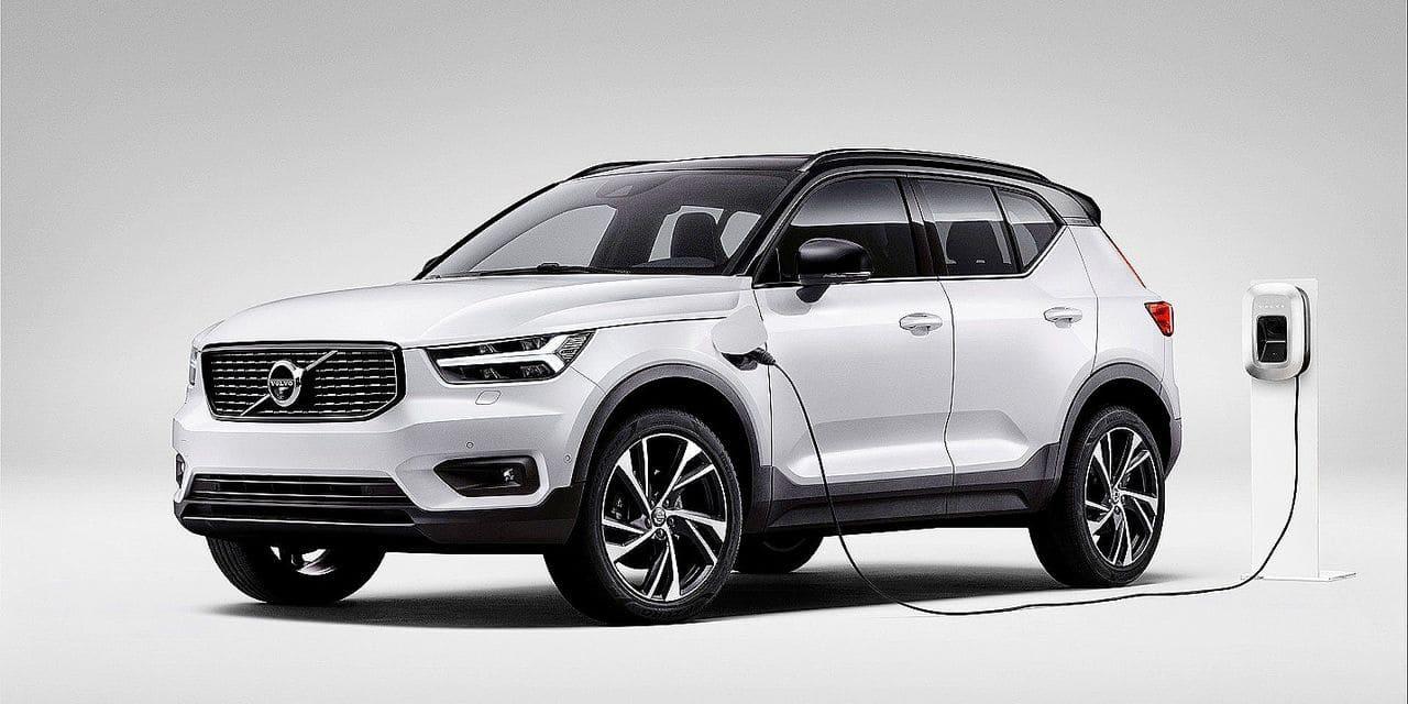 La première Volvo électrique est là !