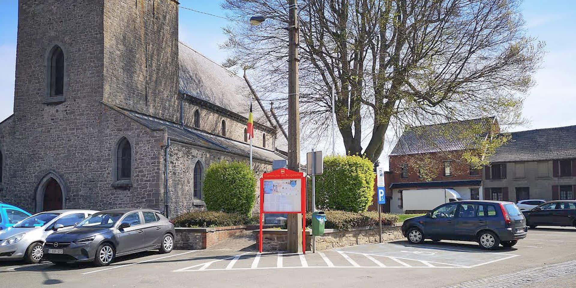 Cambron-Casteau: le village manque de places de parking !