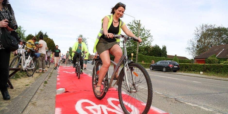Hannut: le Gracq lance son défi vélo