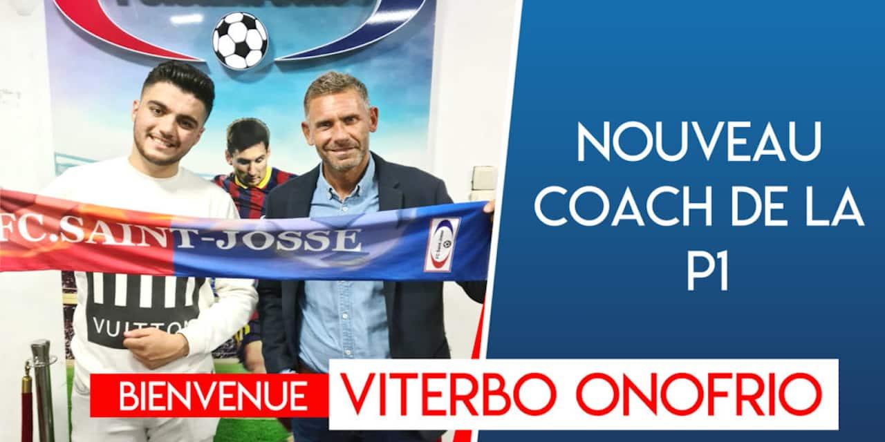 P1: Le FC Saint-Josse tient son nouveau coach