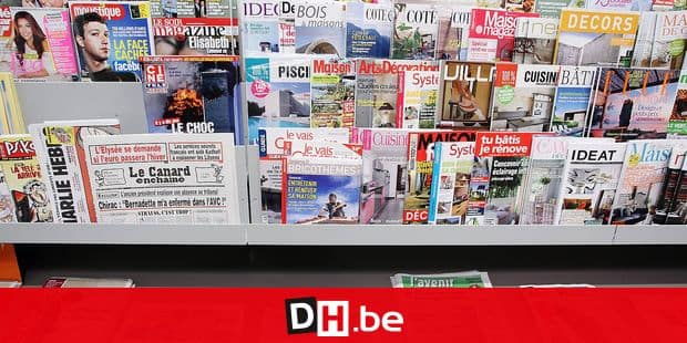 journaux - quotidiens - presse - librairie