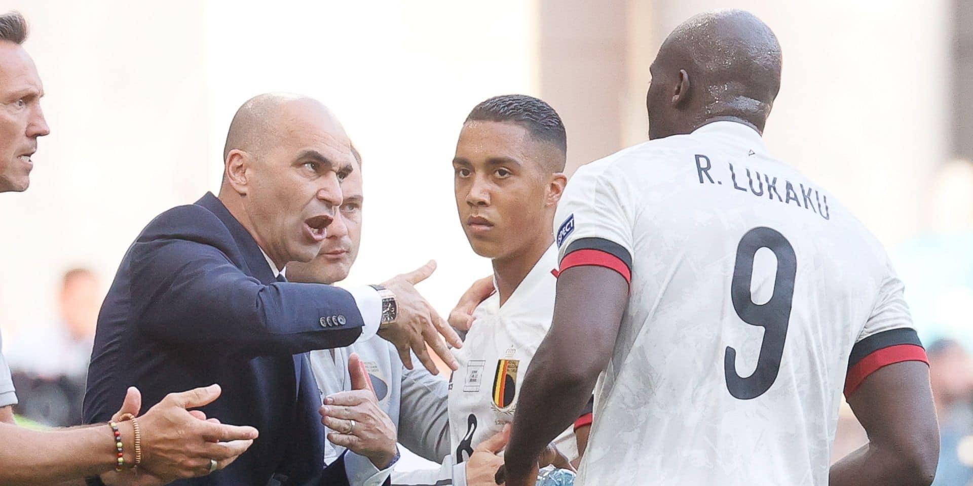 Le coup tactique de Martinez qui a permis à Lukaku de briller et aux Diables rouges de respirer