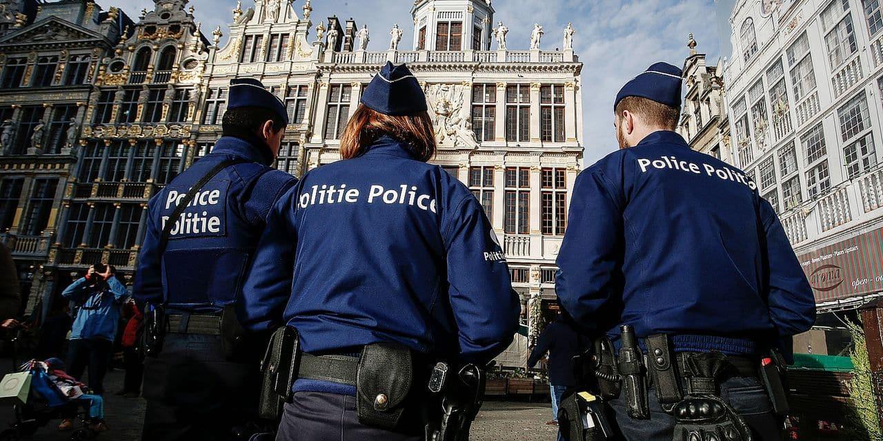 Violence envers la police : les chiffres qui inquiètent (INFOGRAPHIE)