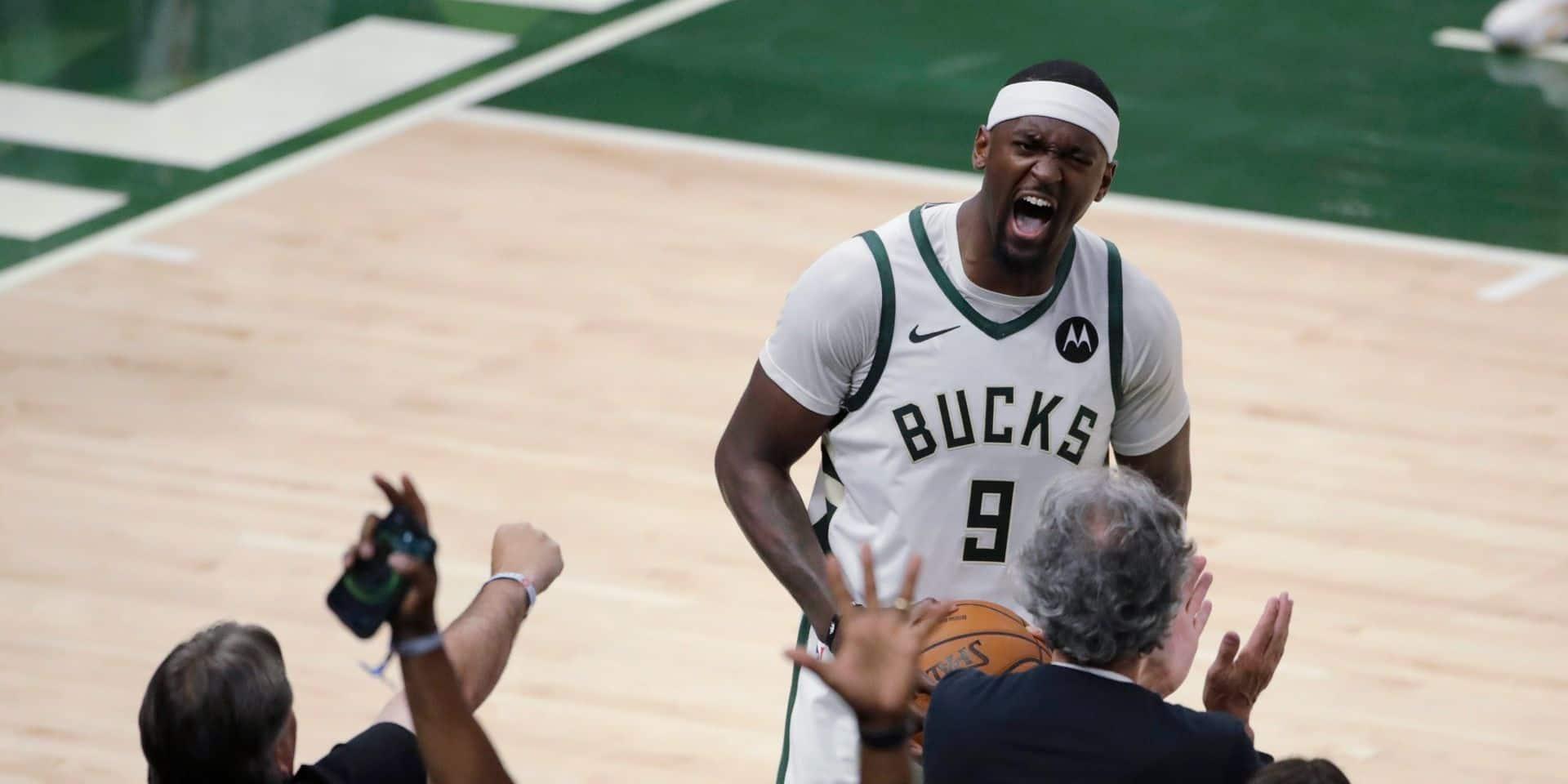 Même sans Antetokounmpo, Milwaukee domine Atlanta et se rapproche de la finale NBA