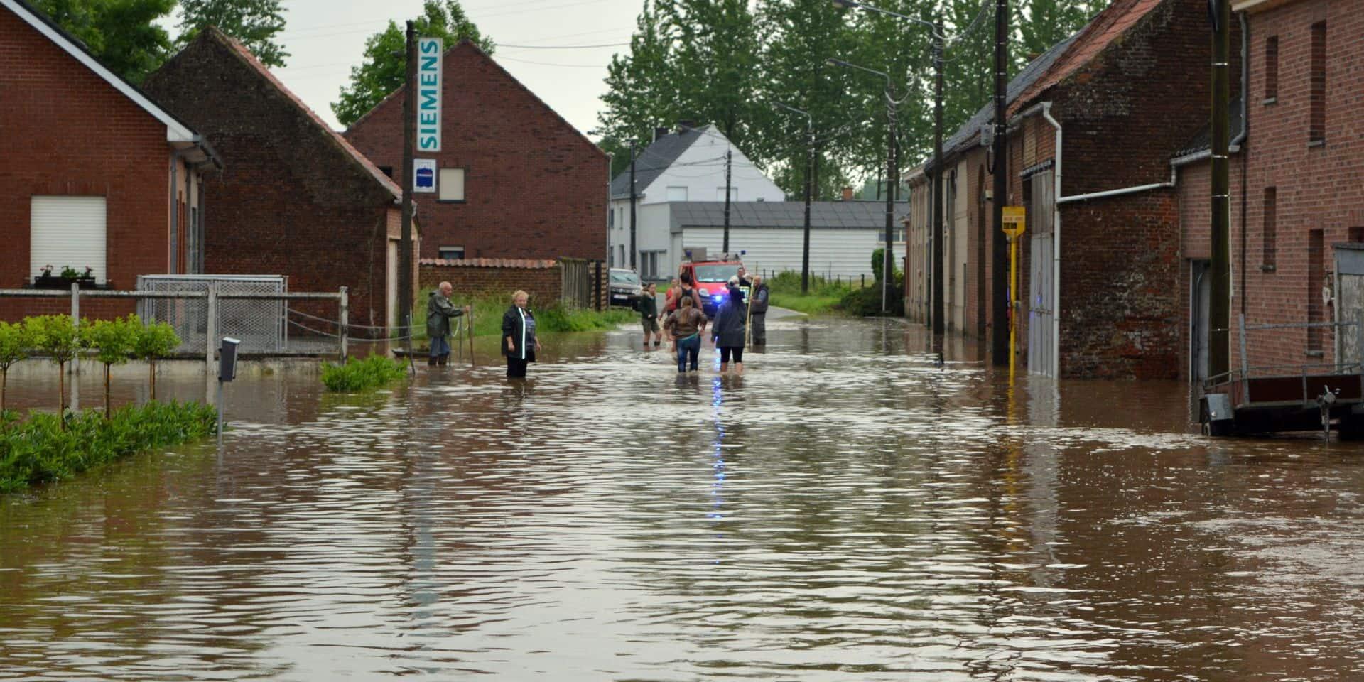 """Chièvres : Inondations : """"Arrêtons de faire semblant !"""""""