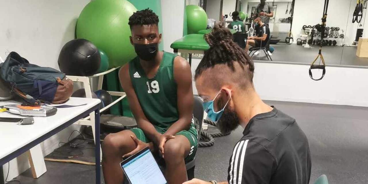 Taylor Muzela-Kabongo : un jeune Ucclois qui rêve du basket pro