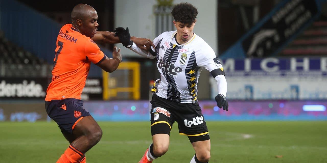 Balanta homme du match, Descamps se loupe: les notes de Charleroi-Bruges - dh.be