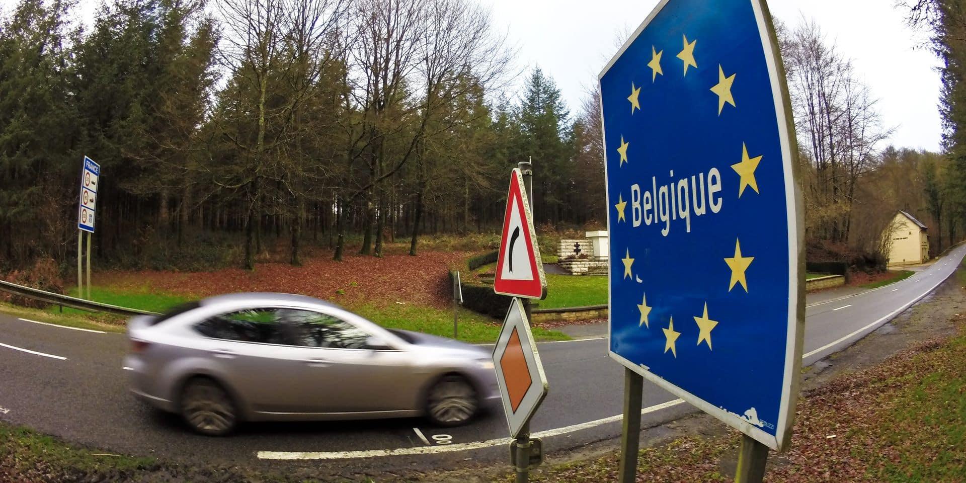 Frontière B-France