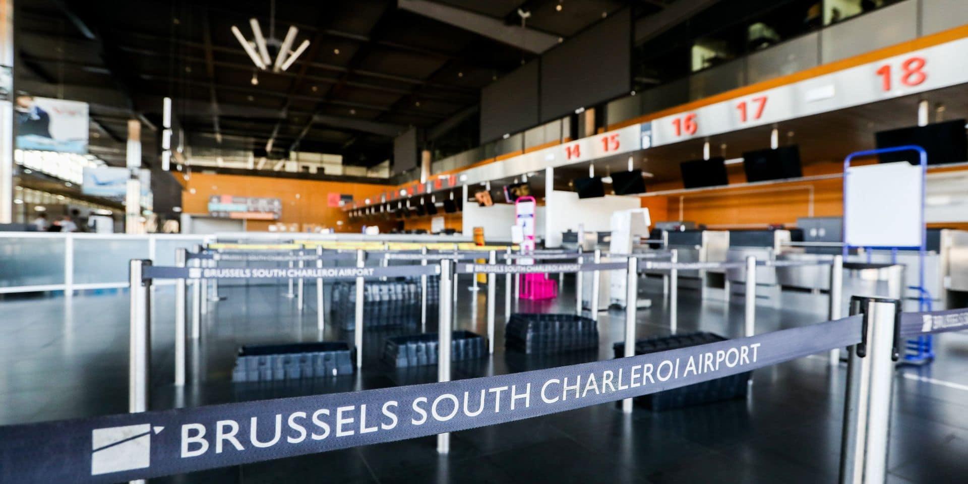 Le centre de testing de l'aéroport de Charleroi désormais accessible à tout public