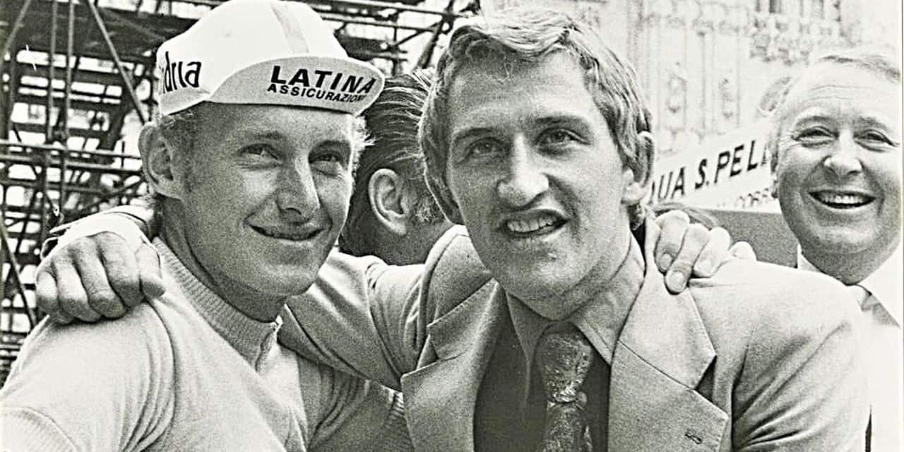 """Michel Pollentier se souvient de sa victoire au Giro: """"Sans sa chute, j'aurais dû travailler pour Freddy et je n'aurais pas gagné le Giro"""""""