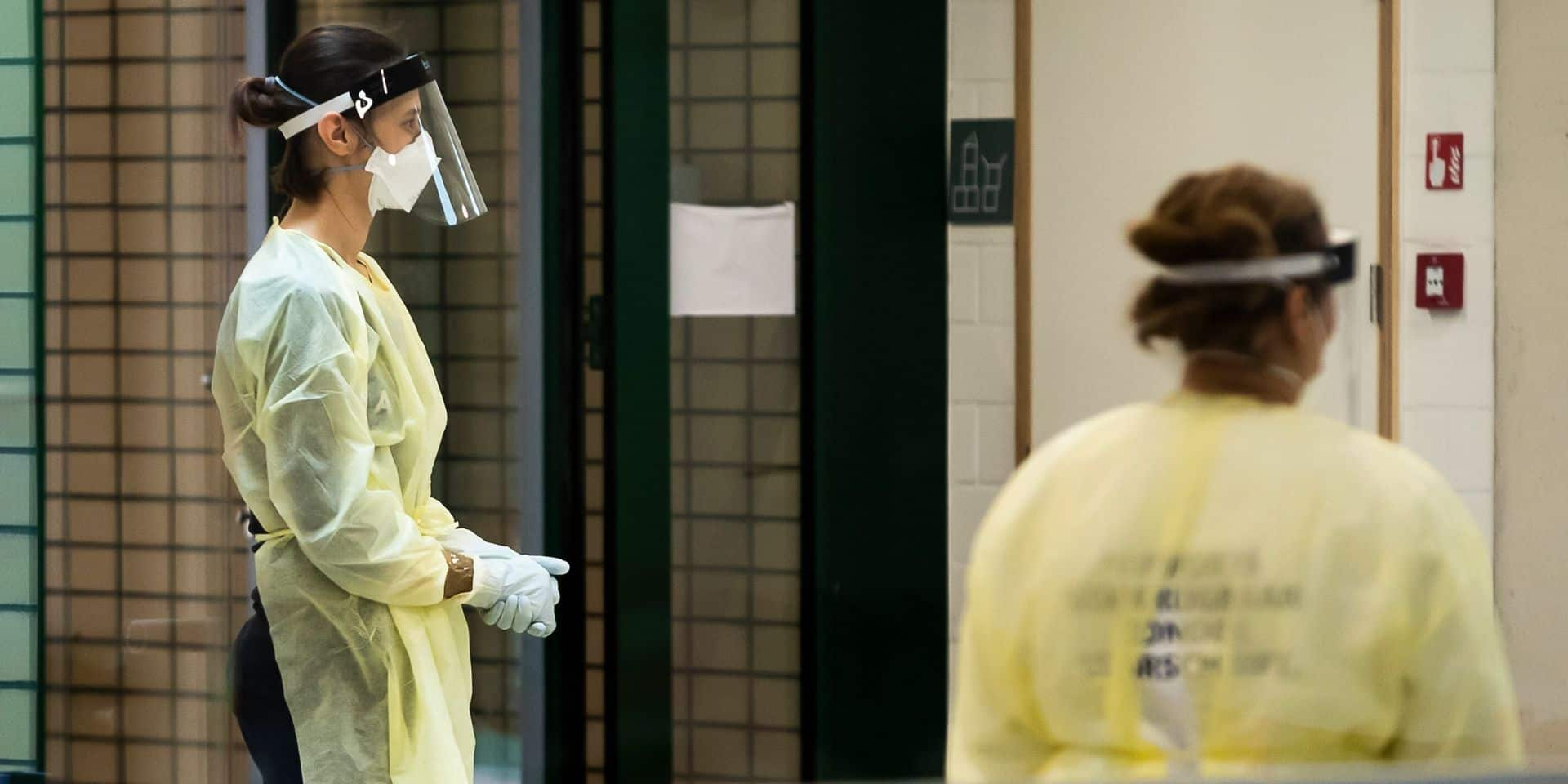 Coronavirus: Anvers appelle 6.500 habitants à se faire dépister