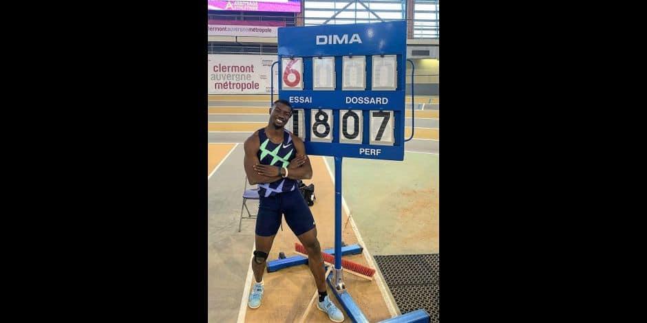 Le record du monde du Triple saut est tombé à Aubière : Zango a détrôné Tamgho