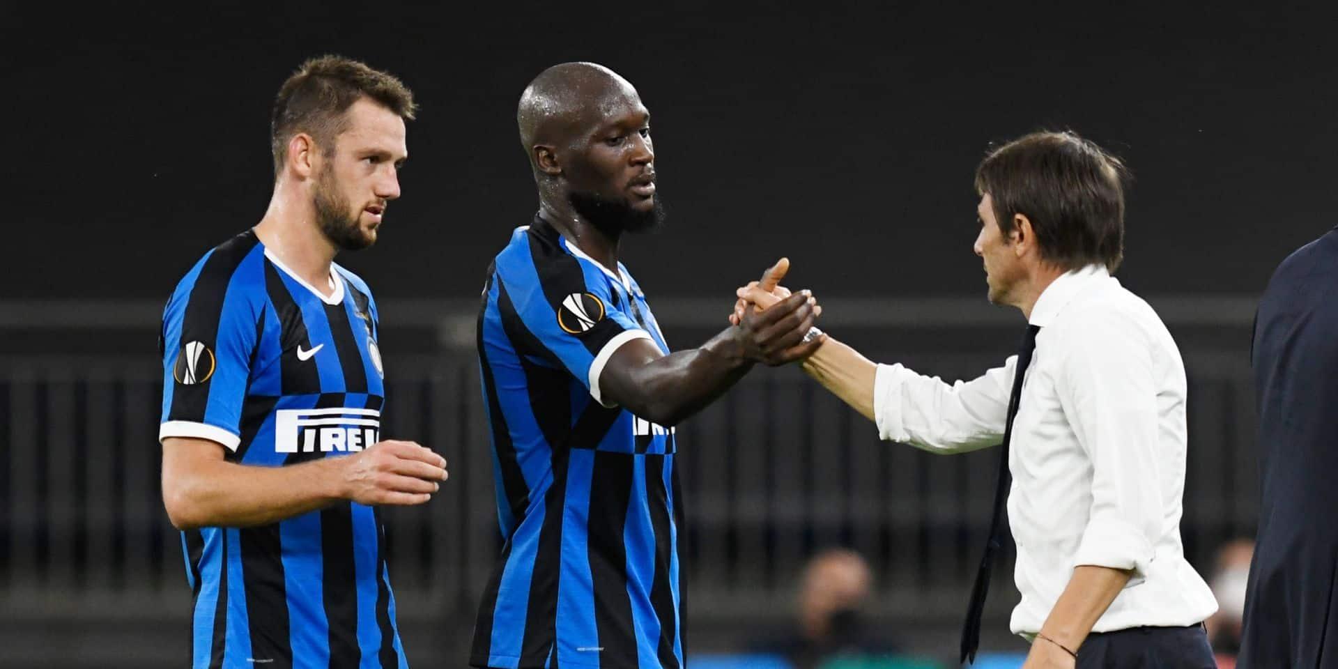 """Lukaku pulvérise tous les records: """"La grosse différence entre Getafe et l'Inter? Elle s'appelle Romelu Lukaku"""""""