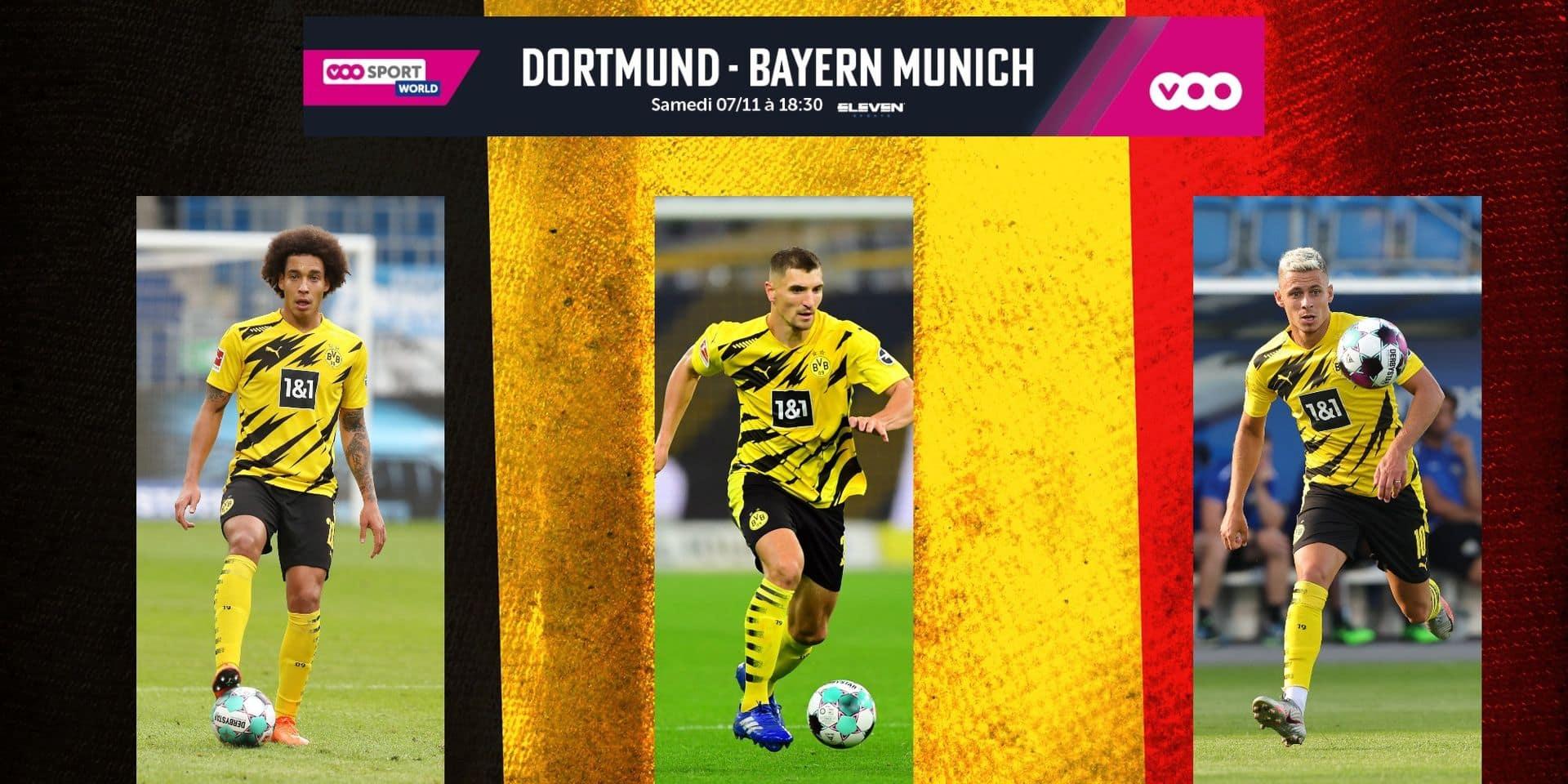"""Les Diables de Dortmund se confient avant le Klassiker: """"L'ennemi, c'est nous, pas le Bayern"""""""