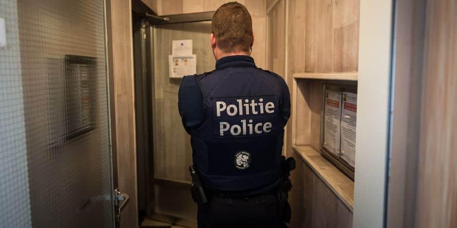 22 policiers supplémentaires cette année pour la zone Bruxelles-Midi
