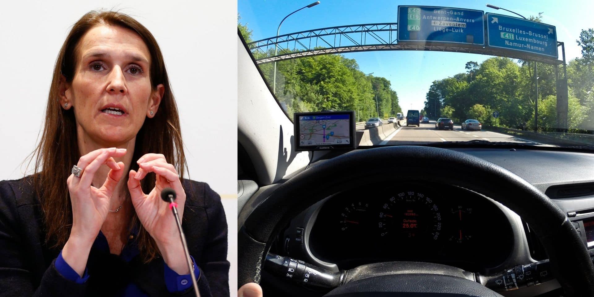 Les automobilistes n'ont pas attendu Sophie Wilmès pour se déconfiner