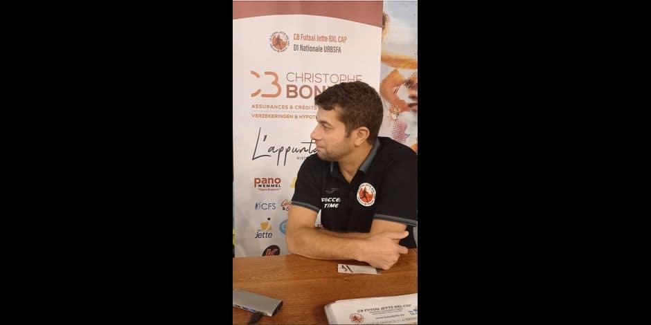 """Zico a accepté le projet de Futsal Jette : """"Heureux de relever ce beau défi"""""""