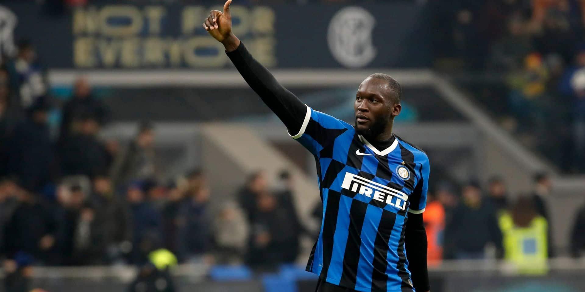 Suivez Romelu Lukaku face à Lecce sur Eleven Sports