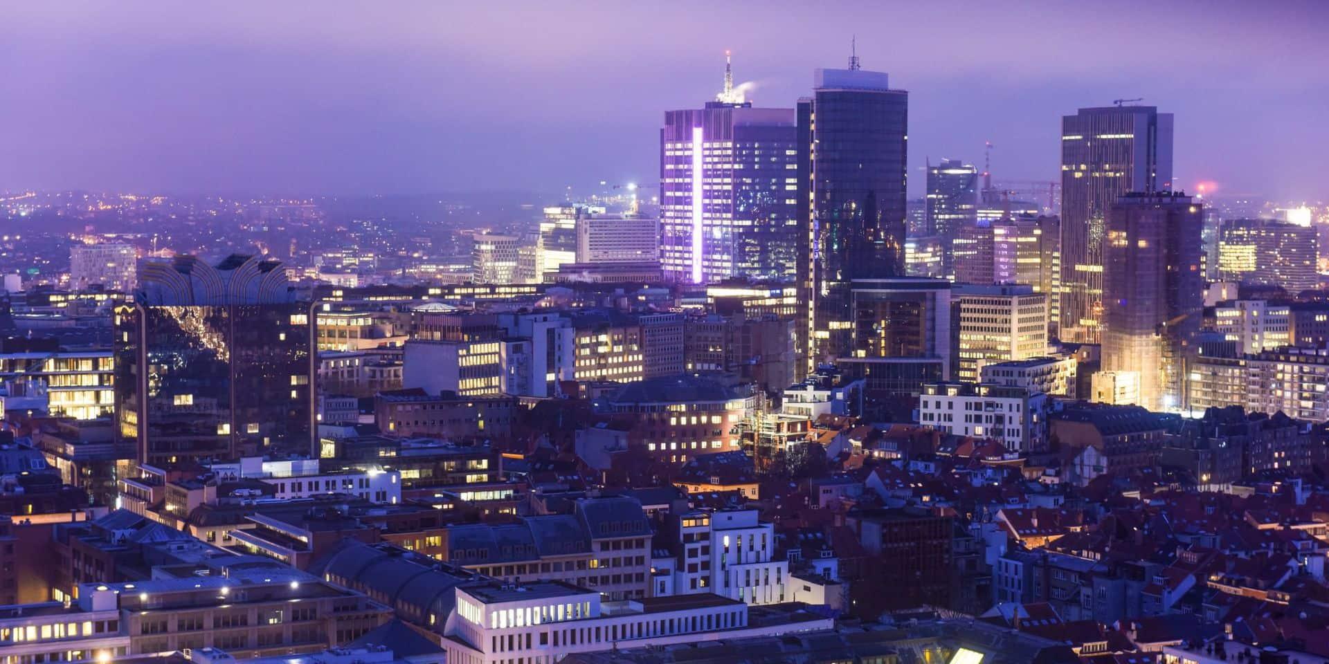 Plusieurs rues de Bruxelles victimes d'une panne de courant cette nuit