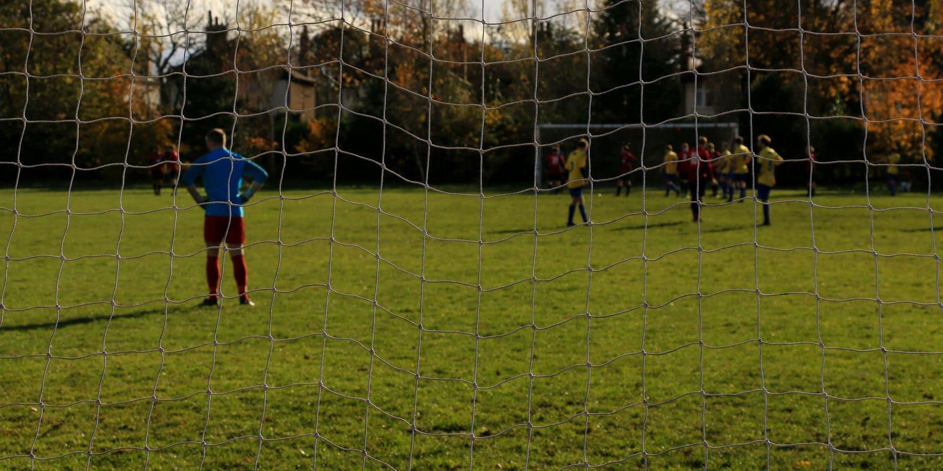 Voici le projet des séries 2021-2022 pour le football provincial hennuyer