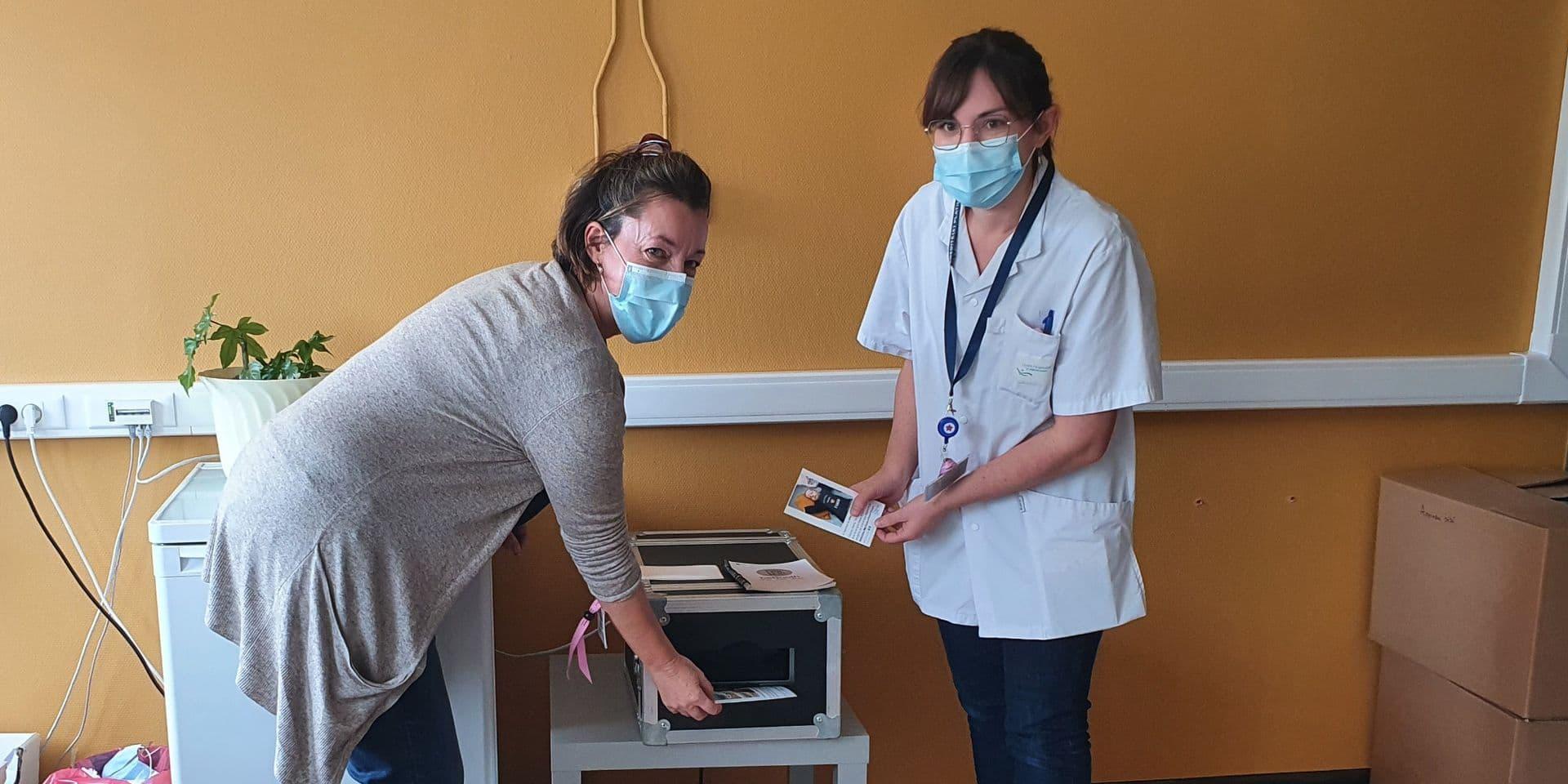 CHwapi: des photos pour rendre le sourire aux personnes hospitalisées