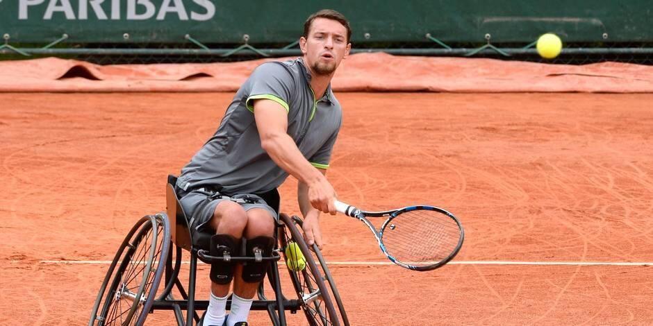 Woluwe-Saint-Pierre : Le club Les Eglantiers accueille le championnat de Belgique de tennis en fauteuil roulant