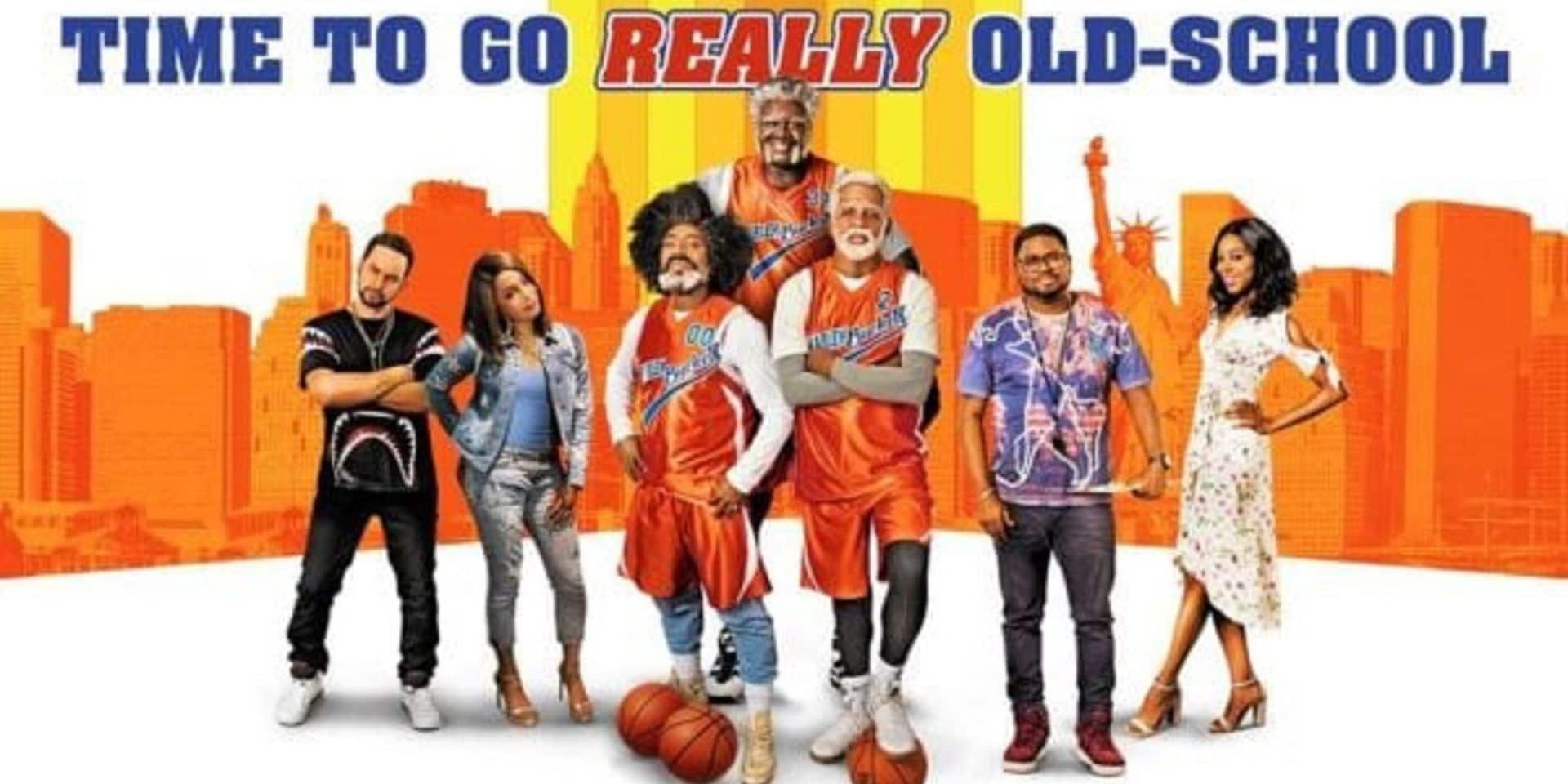 """Le basket-ball à l'écran, notre sélection de films et séries: """"Uncle Drew"""", Kyrie Irving à l'affiche (4/4)"""
