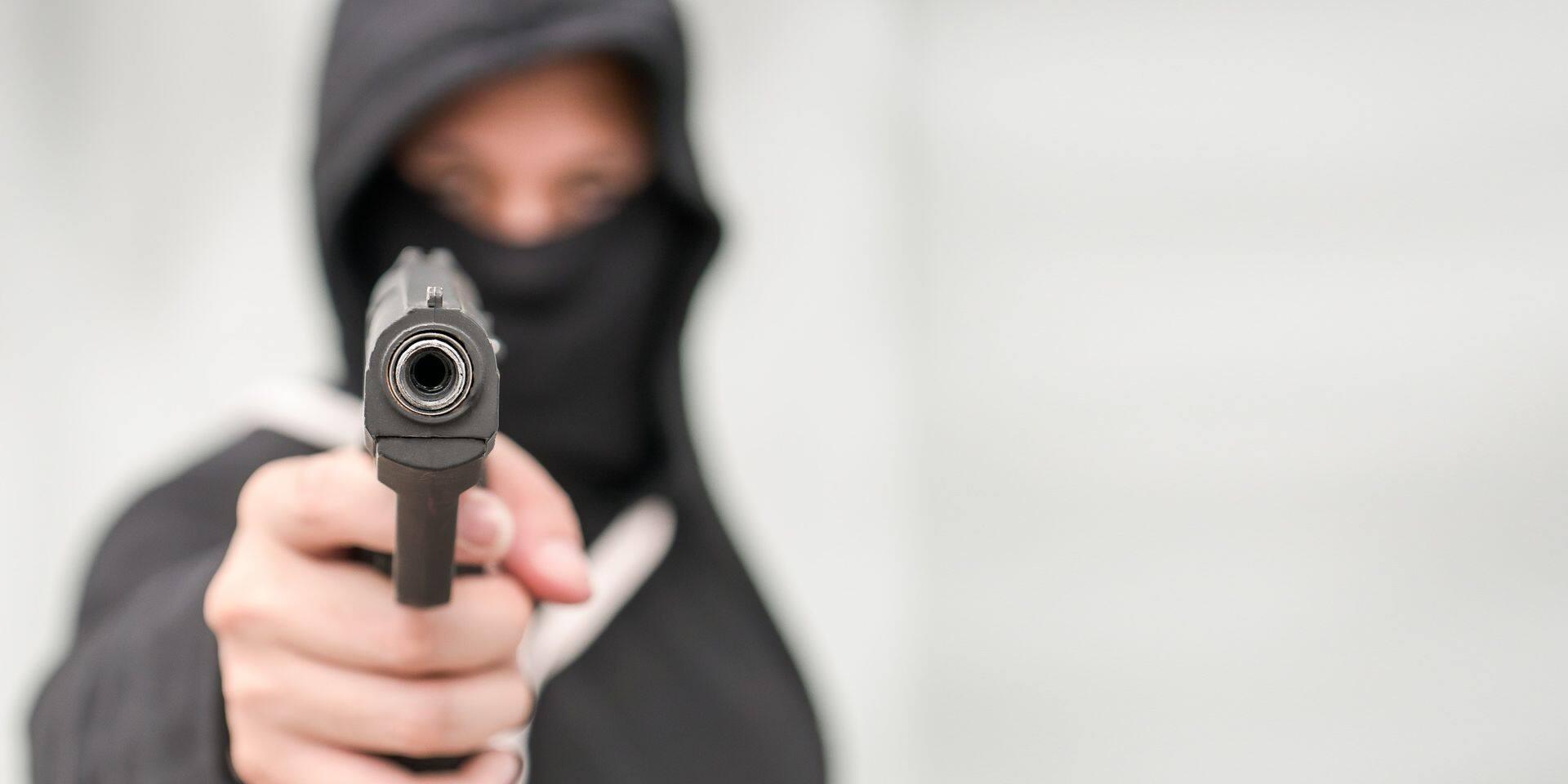 Coups de feu cette nuit à la citadelle de Namur : une personne interpellée