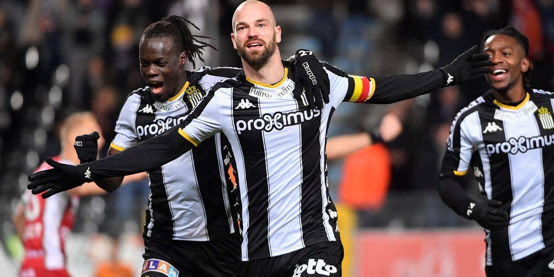 """Dessoleil, 150 matchs au Mambourg et des souvenirs plein la tête: """"Un Carolo qui qualifie l'équipe en PO1 était une belle image"""""""