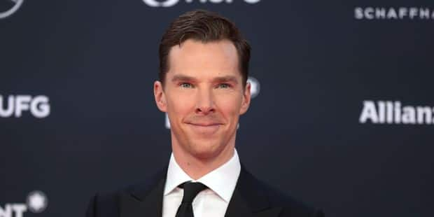 """""""C'est un héros!"""": Benedict Cumberbatch, star de Sherlock et Doctor Strange, a sauvé un livreur de ses agresseurs - La D..."""